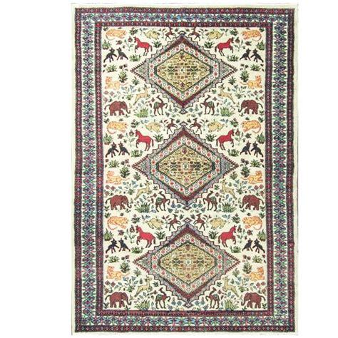 noahs ark rug noah s ark mazandaran rug for sale at 1stdibs