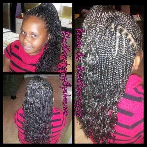 kids hairstyles for box braids extensions kids braids hairstyles for kids pinterest braids