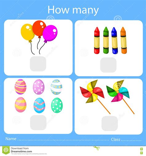 how many place settings illustrator of counting how many set stock vector