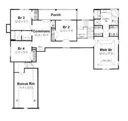 U Shaped House Floor Plans U Shaped House Plans Modern U Shaped Residence Built