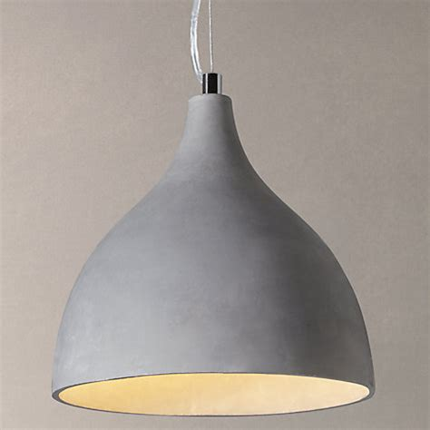Concrete Light Pendant Buy Lewis Parry Concrete Pendant Light Lewis