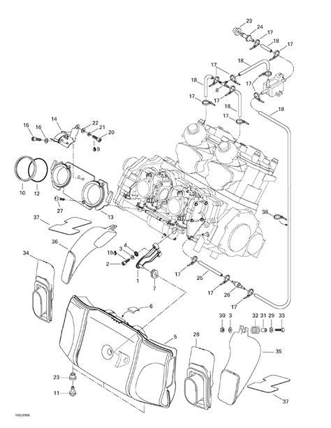 seadoo parts diagram sea doo 951 engine diagram imageresizertool