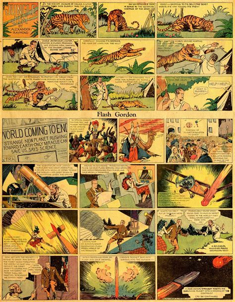 Classic Resume Examples by Flash Gordon Astounding 80th Anniversary Jim Keefe