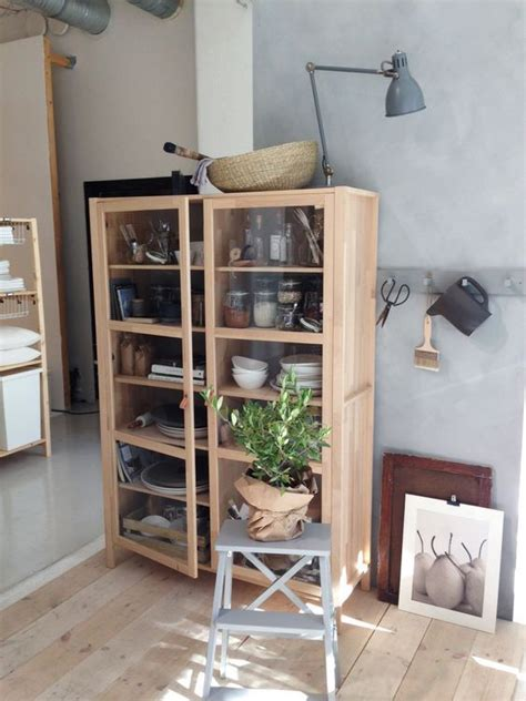 ivar shelves spruced up with fabric backings and ikea bj 246 rksn 228 s collection worldwide search