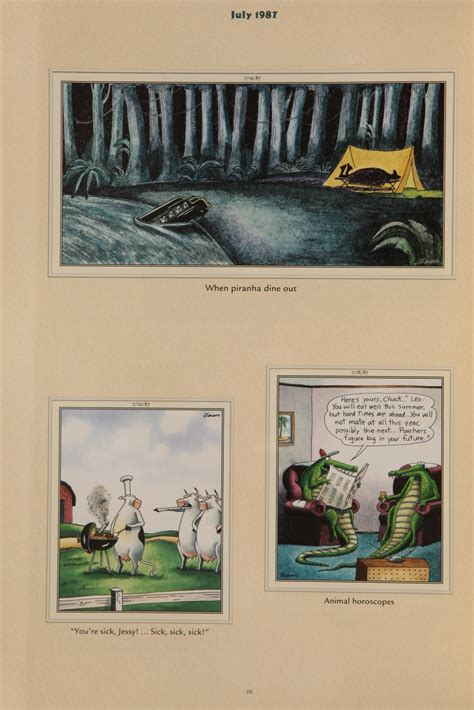 the complete far side the complete far side volume 2 1986 1994 cbz