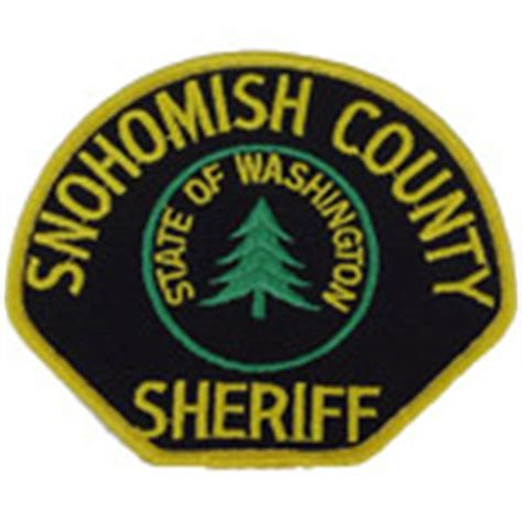Snohomish County Sheriff S Office snohomish county sheriff s office washington fallen officers