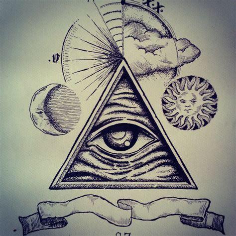 illuminati eye all seeing eye by so z all seeing eye eye