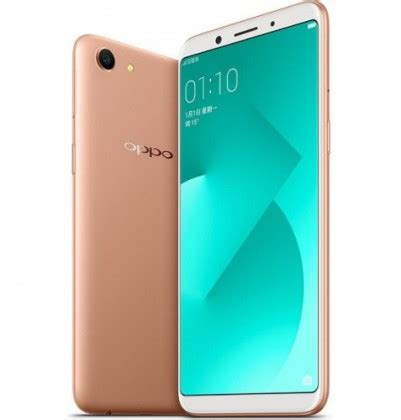 oppo a83: a mid range smartphone with full screen display
