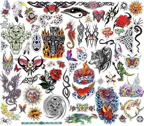 tattoo catalog flash free
