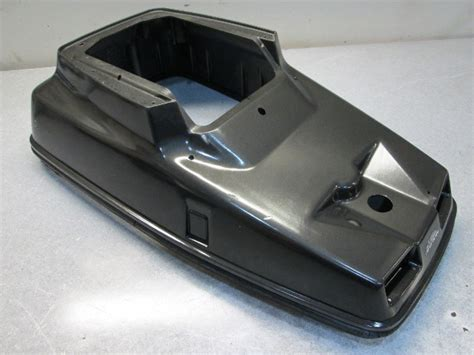 graphite boat bottom paint 100 819983f force outboard graphite gray bottom cowl