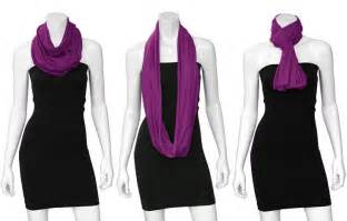 Different Ways To Wear Infinity Scarf Various Popular Types Of Scarves