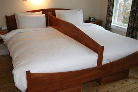 bed courtship weird decor what is a bundling board apartment therapy