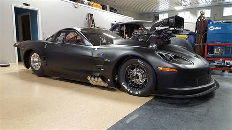 Corvette Drag Racing by Kyle Huttel S New C6 Drag Radial Corvette By Xtreme Race Cars