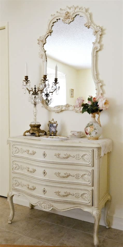 french d 233 cor dresser and mirror bedrooms pinterest