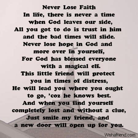 poems for god