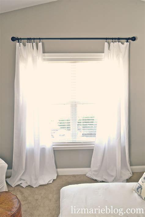 curtains floor length diy floor length curtains
