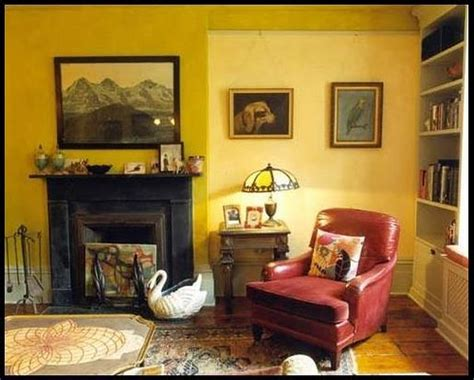 yellow paint for living room yellow living room two tone paint by nickey kehoe