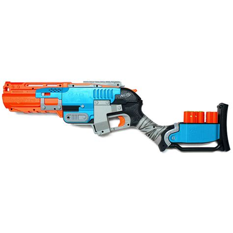 Nerf Strike Strike blasterparts nerf strike sledgefire foam guns