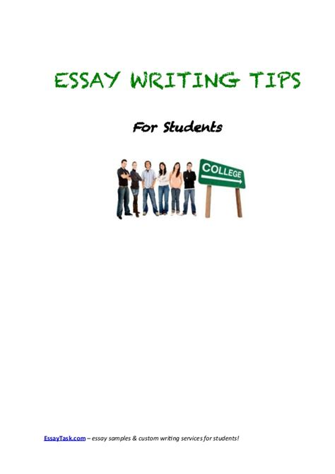 Essay Writing Tip by Essay Writing Tips Guide