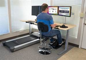 Treadmill For Under Desk The Quad Modal Office Fitness Dreamstation Sit Stand