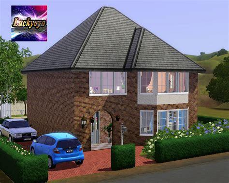 Patio Vegetable Garden Mod The Sims British House No Cc