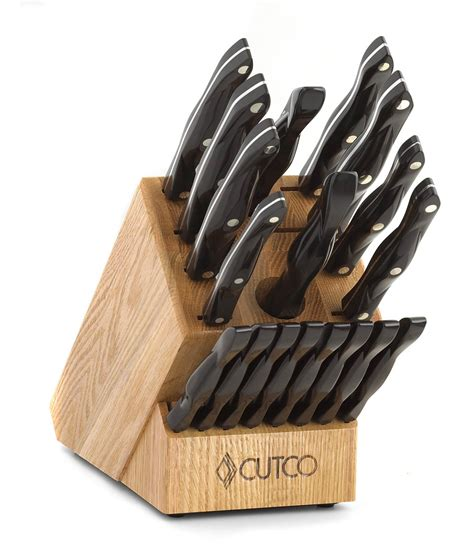 Best Kitchen Knives Block Set by Homemaker 8 Set With Block W Petite Chef