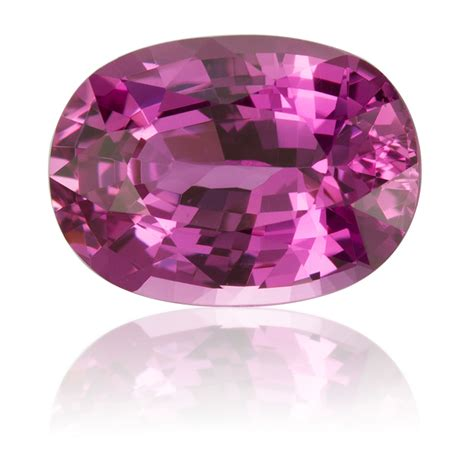 King Saphir Cutting Bawah ceylon pink sapphire oval 4 31ct king gems