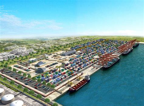 Modern Home Design Enterprise ictsi sells 25 of container terminal in nigeria to cma
