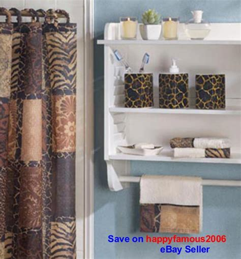 safari bathroom decor laurensthoughtscom