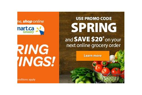 online grocery coupons canada