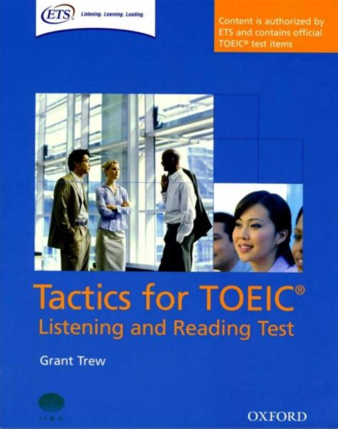 Top One Toeic Preparation tactics for toeic practice test 2 part 1