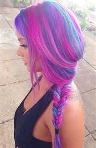 colorful braiding hair hair slayher i m loving all this colorful hair