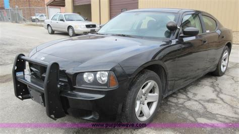 2010 Dodge Charger Check Engine Light Government Auction Colorado Auctioneers Association