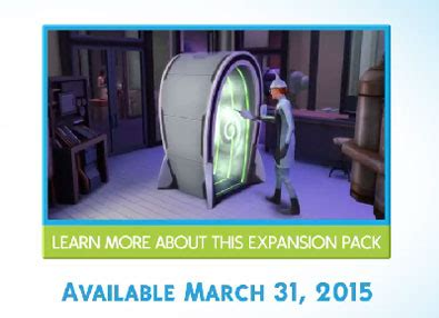 the sims 4 get to work release date: march 31, 2015 sims