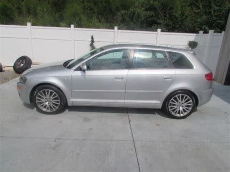 Audi A3 Sport Package by Purchase Used 2006 Audi A3 Sportback W Sport Package 2 0t