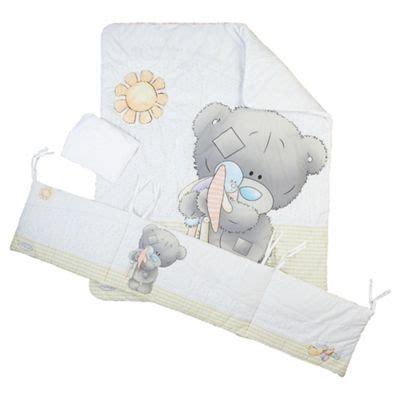 tiny tatty teddy comforter buy tiny tatty teddy bedding bundle from our all baby