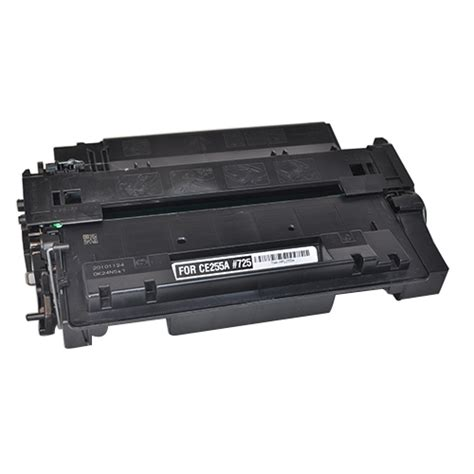 Toner Hp 55a Black hp ce255a black laser toner cartridge colortonerexpert