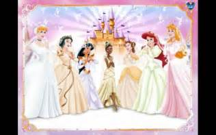 disney princess wedding dresses games wedding and bridal inspiration