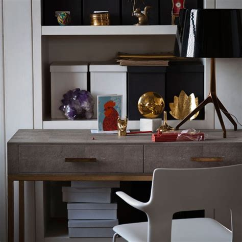 Elegant Home Office | elegant home office classic decorating ideas housetohome co uk