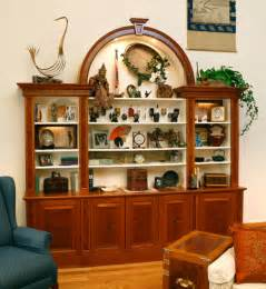 Display Cabinets For Living Room Display Cabinet Traditional Living Room Other Metro