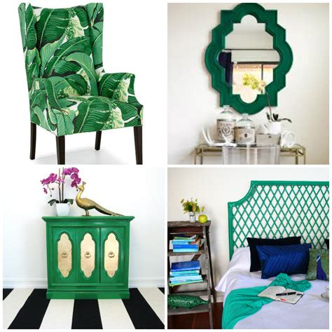 green home decor colour trend emerald green furniture m wall