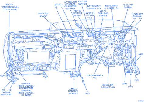dodge durango  electrical circuit wiring diagram