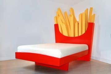 french fry headboard circu bun van vw cer bed