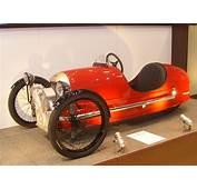 Morgan 3 Wheeler Pedal Car