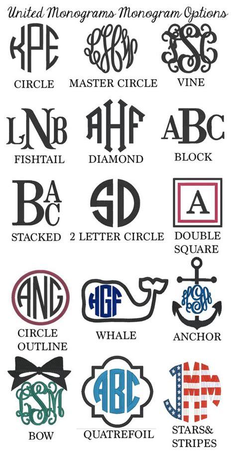 monogram ideas best 25 monograms ideas on monogram fonts