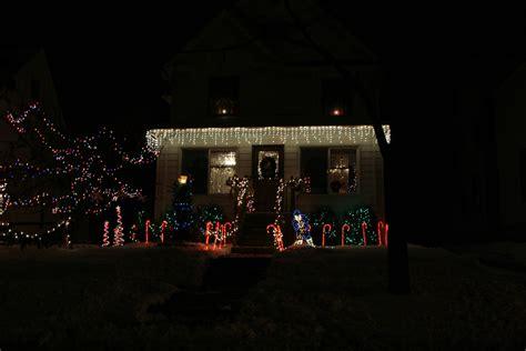 christmas lights 12 22 08 the batavian
