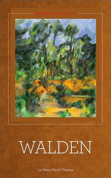 best walden book walden henry david thoreau by henry david thoreau nook