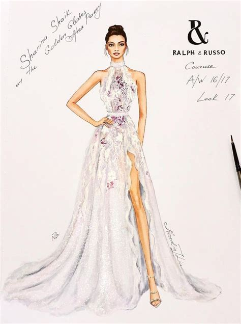 fashion illustration dress best 20 fashion illustration dresses ideas on fashion design drawings drawing