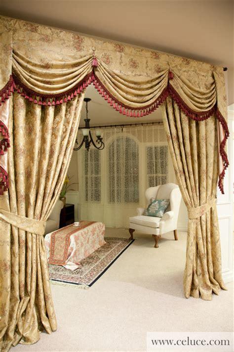victorian swag curtains versailles rose premium designer swag valances