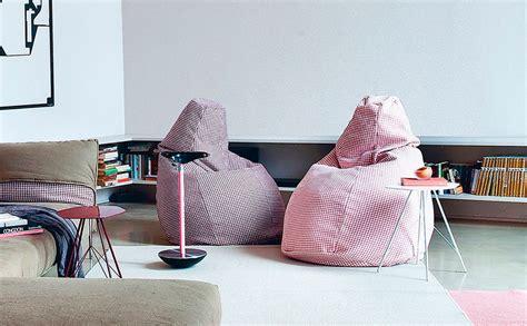 poltrona a sacco zanotta sedie arredamento